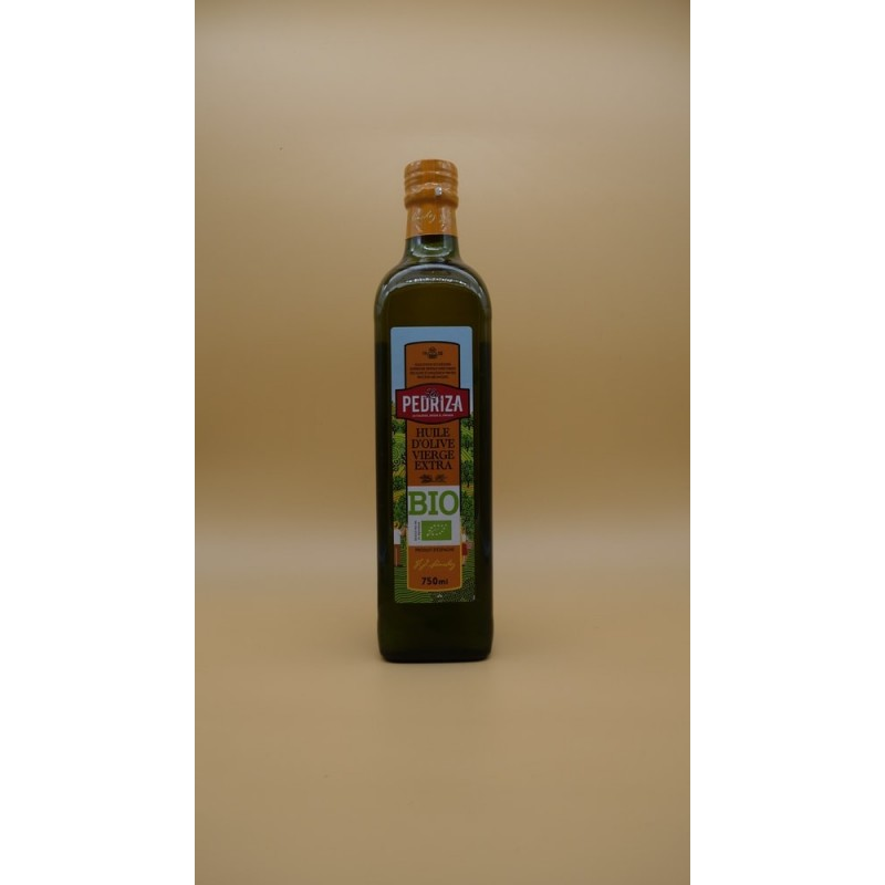 Huile d'olives bio 750ml