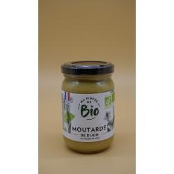 Moutarde de Dijon Bio 200grs