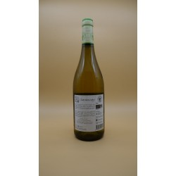 Vin blanc Chardonnay bio IGP Pays d'Oc