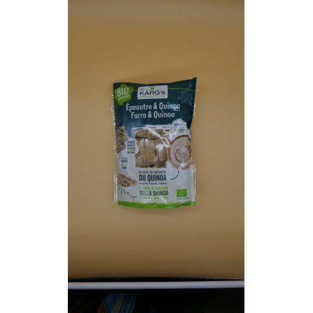 Mini Crackers Epeautre Quinoa Bio