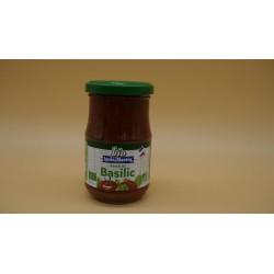 Sauce Basilic Bio