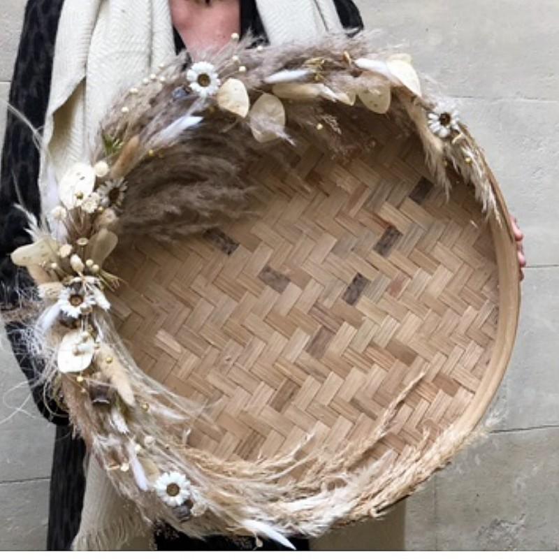 Tamis à riz, création originale