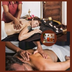 Massage Ayurvédique Abhyanga 1h30