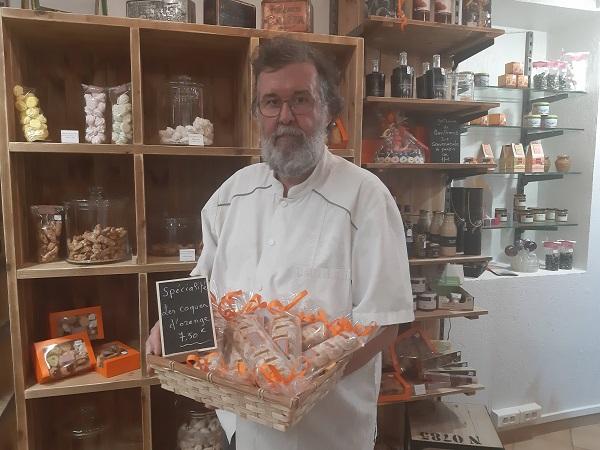 Biscuiterie et gourmandise : Jean-Michel BERENGIER