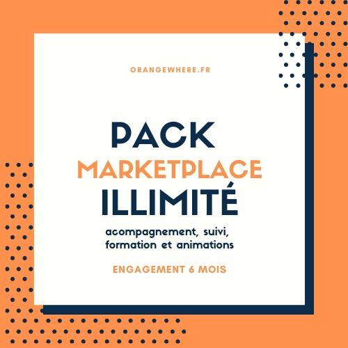 Pack MarketPlace Illimité OrangeWhere
