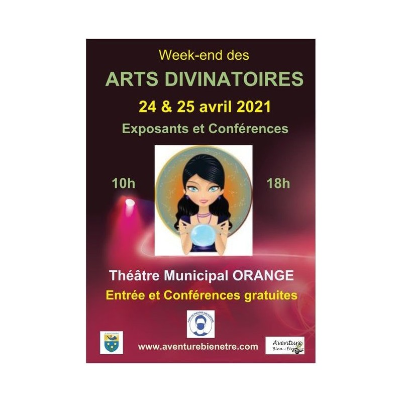 Week-end des Arts Divinatoires